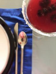 Black Dahlia Martini