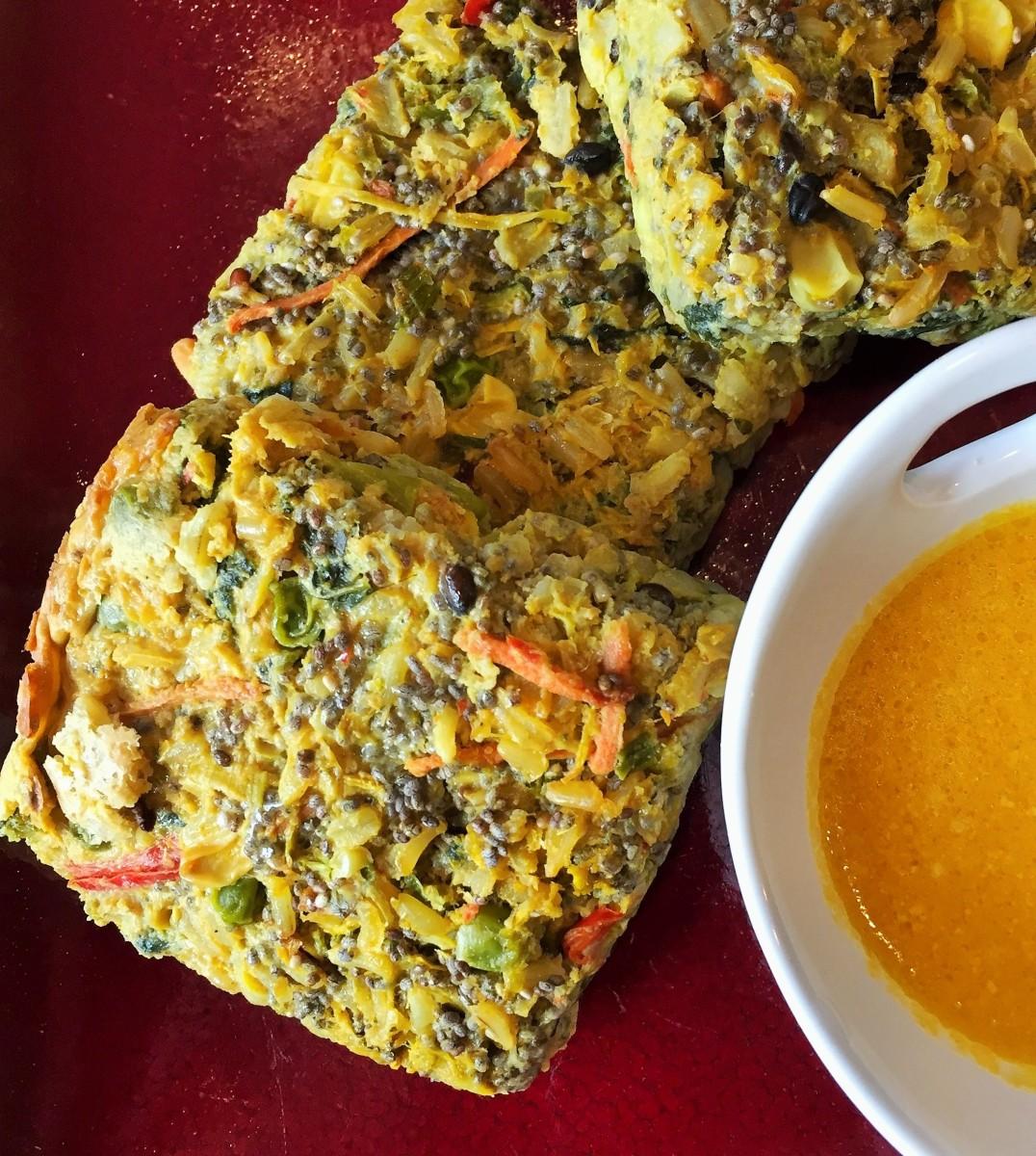 GF-Buddha Bowl Rice Cakes
