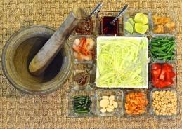 Trad salad